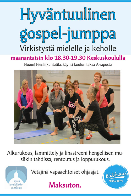 Gospel-jumppa